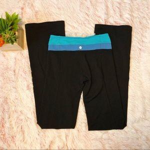 Lululemon Reversible Groove Yoga Pants